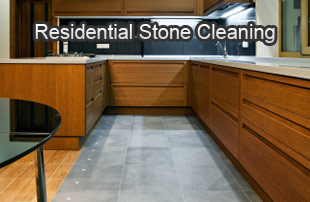 Residential Stone Cleaning