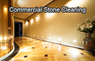 Commercial Stone Cleaning