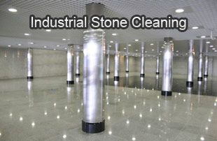 Industrial Stone Cleaning